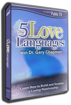 The 5 Love Languages™ with Dr. Gary Chapman DVD