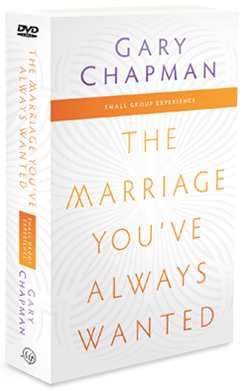 The Marriage You've Always Wanted Small Group Experience