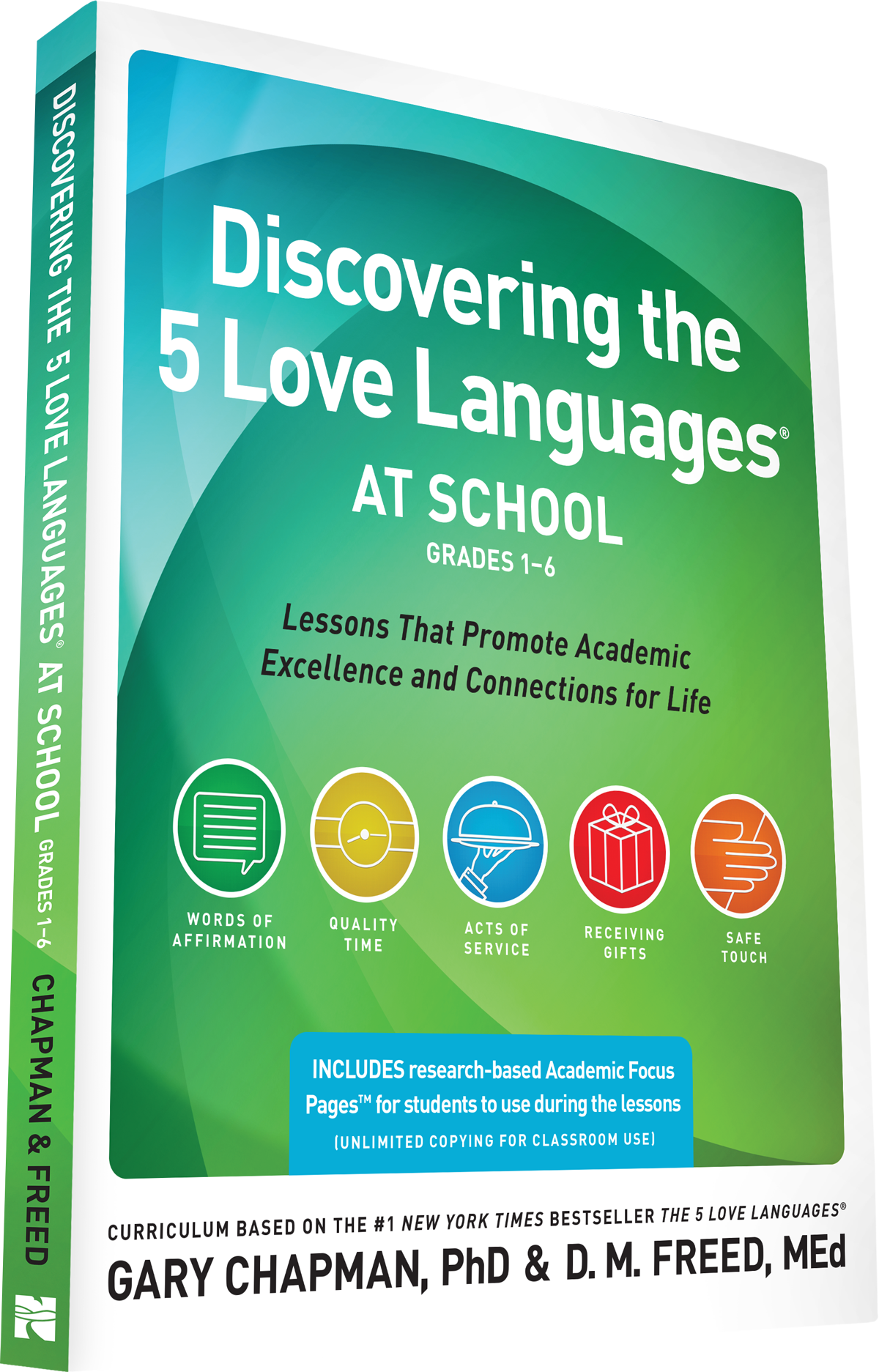 Discovering the 5 Love Languages at School (Grades 1-6)