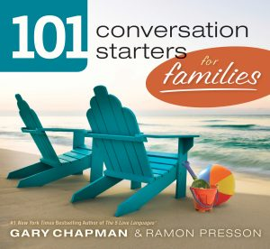 Book Cover: 101 Conversation Starters