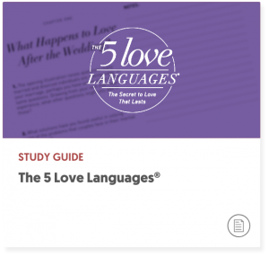 Book Cover: The 5 Love Languages