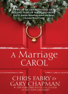 Book Cover: A Marriage Carol