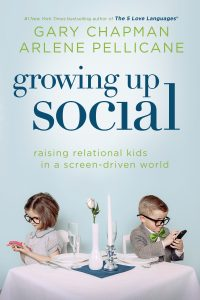 Book Cover: Growing Up Social