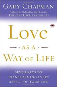 Book Cover: Love as a Way of Life