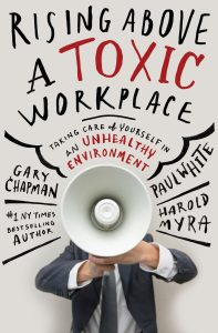 Book Cover: Rising Above a Toxic Workplace