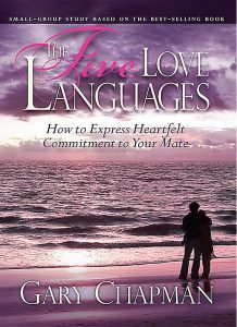 Book Cover: The Five Love Languages Group Study