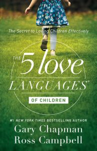 Book Cover: The 5 Love Languages of Children