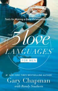 Book Cover: The 5 Love Languages for Men