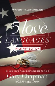 Book Cover: The 5 Love Languages Military Edition