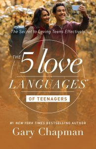 Book Cover: The 5 Love Languages of Teenagers