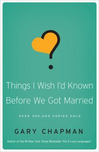 Book Cover: Things I Wish I'd Known Before We Got Married