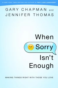 Book Cover: When Sorry Isn't Enough