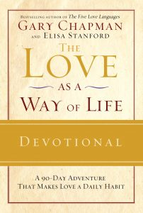 Book Cover: The Love as a Way of Life Devotional