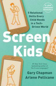 Book Cover: Screen Kids