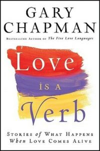 Book Cover: Love is a Verb