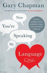 Book Cover: Now You're Speaking My Language