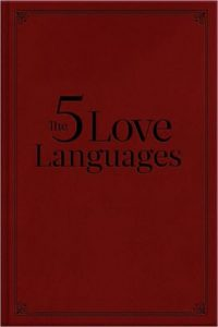 Book Cover: The 5 Love Languages, Gift Edition