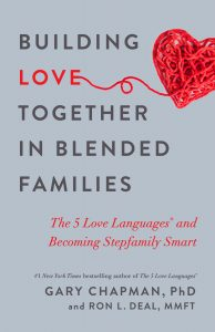 Book Cover: Building Love Together in Blended Families