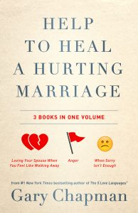 Book Cover: Help to Heal a Hurting Marriage