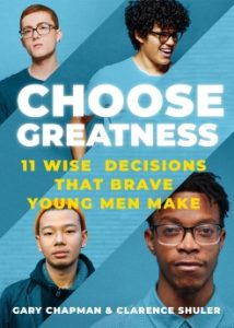 Book Cover: Choose Greatness