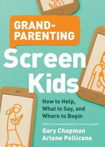 Book Cover: Grandparenting Screen Kids