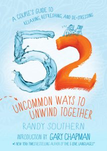 Book Cover: 52 Uncommon Ways to Unwind Together